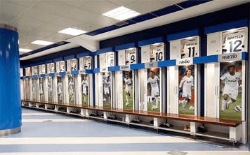Real Madrid Stadium Tour – Madrid
