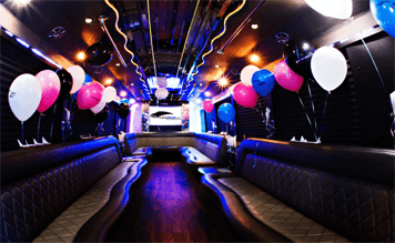 Party Bus – Glasgow
