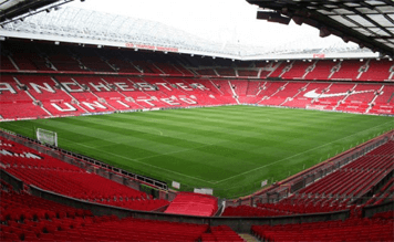 Stadium Tour in Old Trafford – Manchester