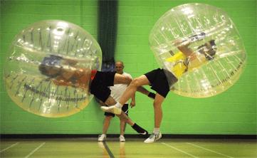 Bubble Soccer – Cardiff