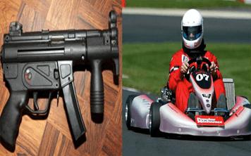Kalashnikov Shooting & Karting – Krakow