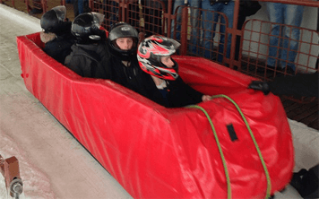 Winter Sleigh Riding – Riga
