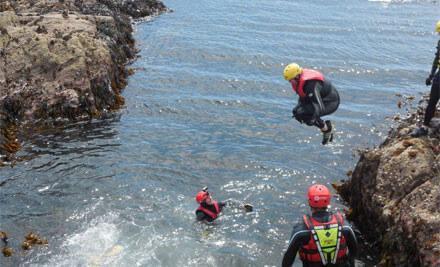 Coasteering – Galway