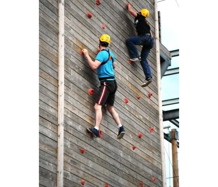Wall Climbing – Dublin