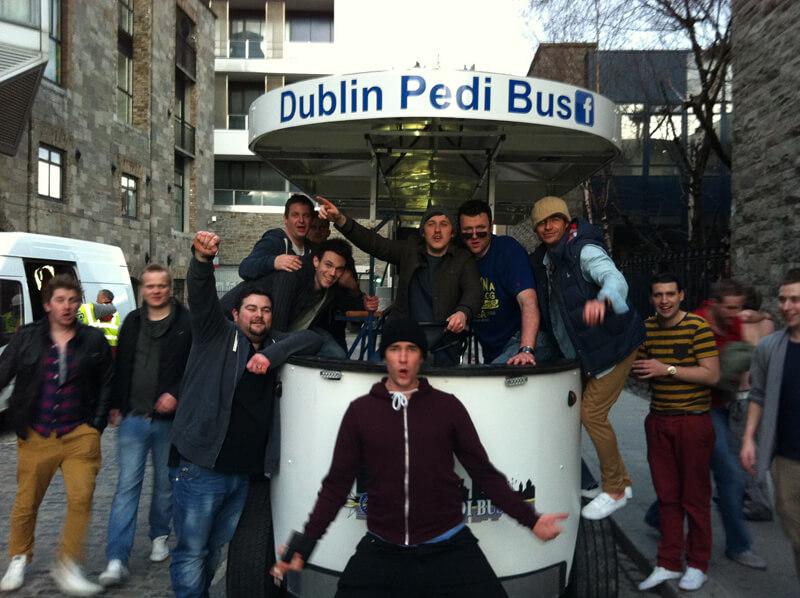 Pedi Bus – Dublin