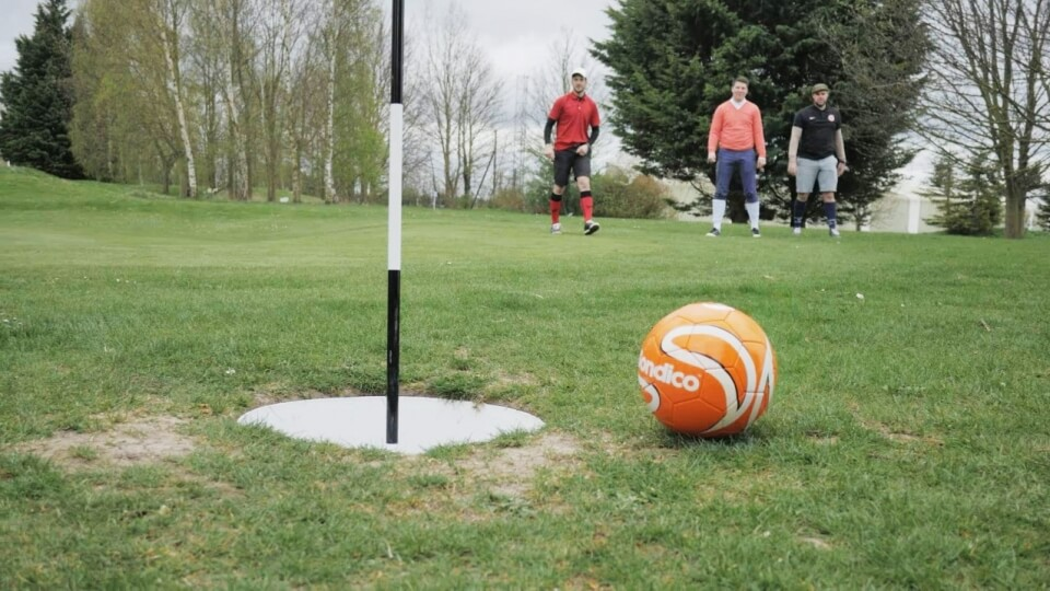 Footgolf – Dublin