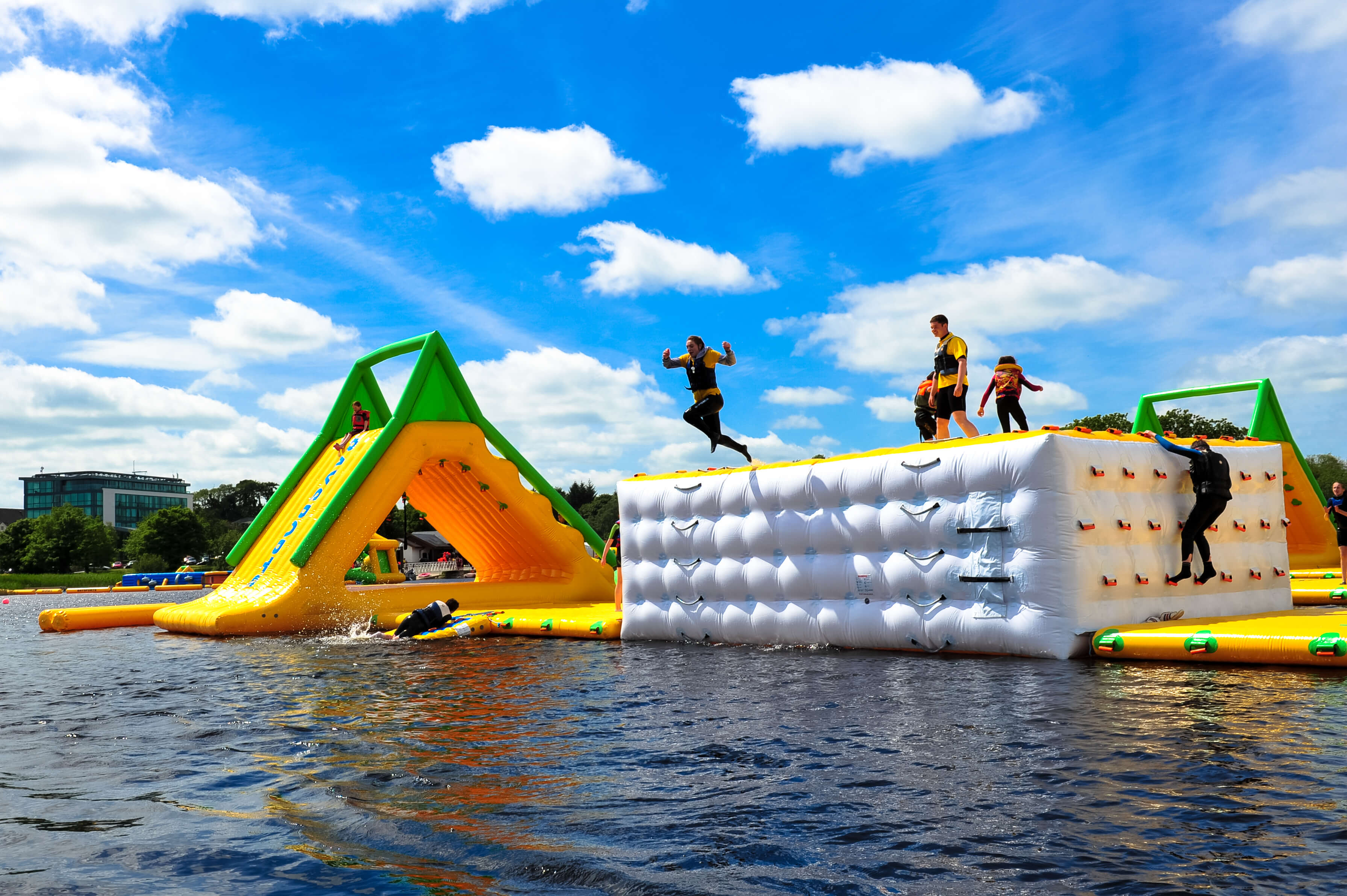 Inflatable Water Park – Mullingar