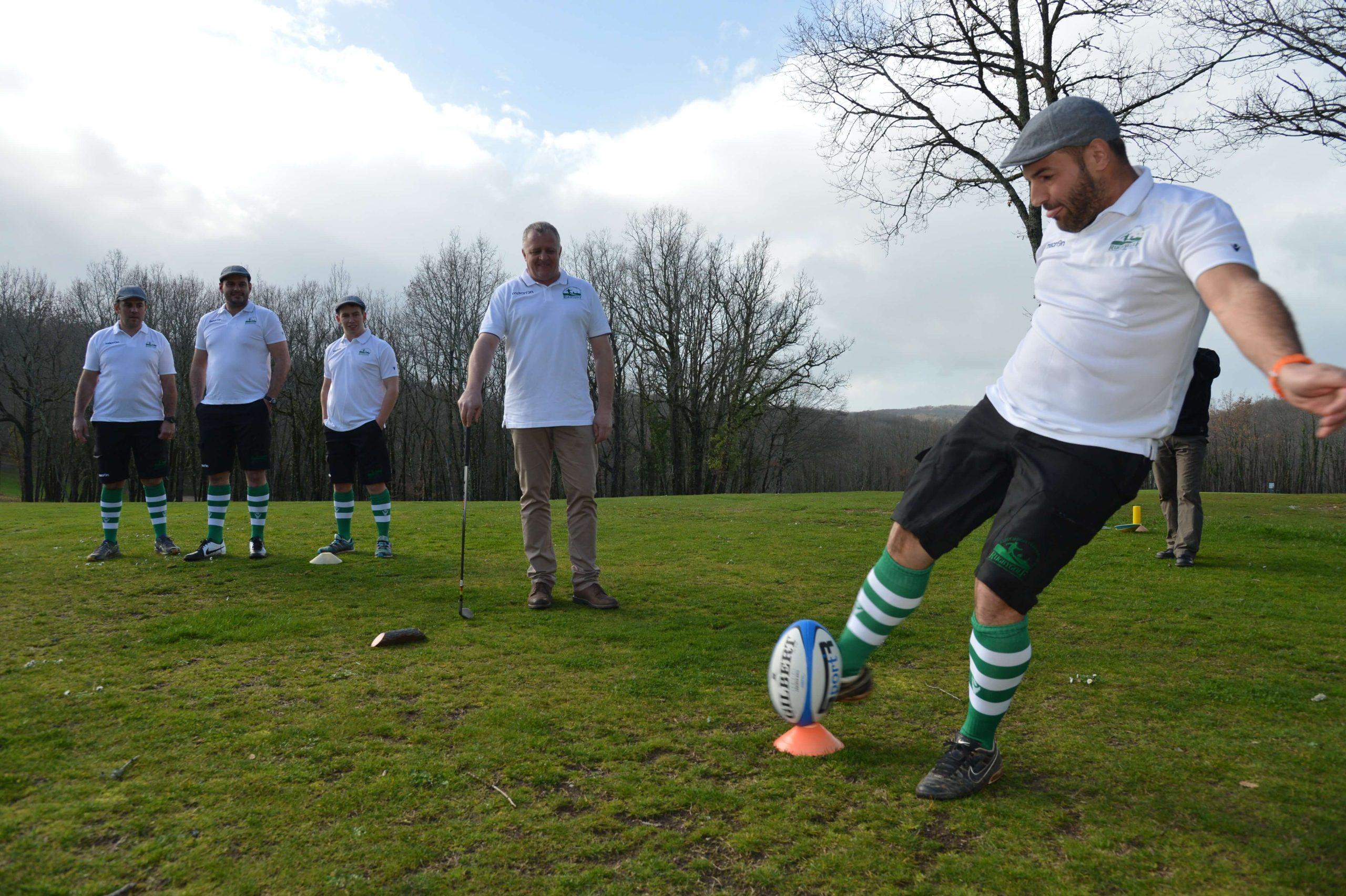 Rugby Golf – Westport