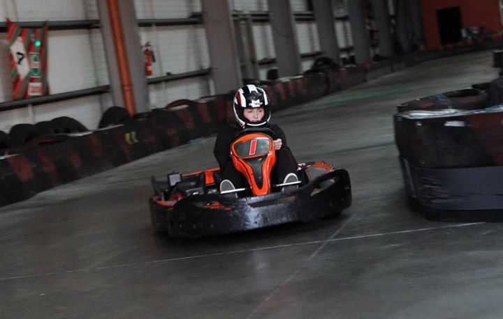 GO KARTING (INDOOR) – DUBLIN