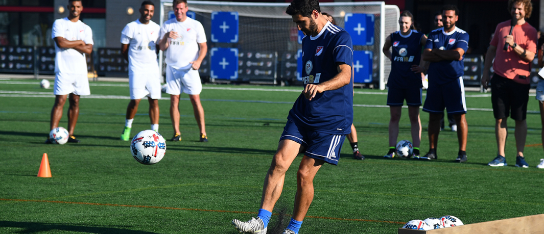 Soccer Skills Challenge – Athlone