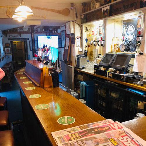 Moroneys Bar