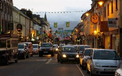 Getting To Killarney By Car - Stagit.ie